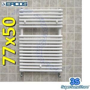 3s scaldasalviette bianco termosifone bagno h 77 x l 50 - Termosifone bagno ...