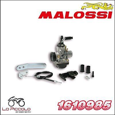 1610985 Carburatore Completo Malossi Phbg 21 Bs Yamaha Slider 50 2t