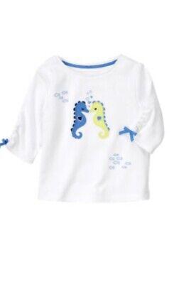 Gymboree Greek Isle Style 2T Mermaid Shirt /& Ikat Leggings Set Hi-lo 11