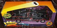 """DC UNIVERSE BATMAN 1966 CLASSIC TV SERIES BATMOBILE FOR 6"""" SCALE FIGURES MATTEL"""