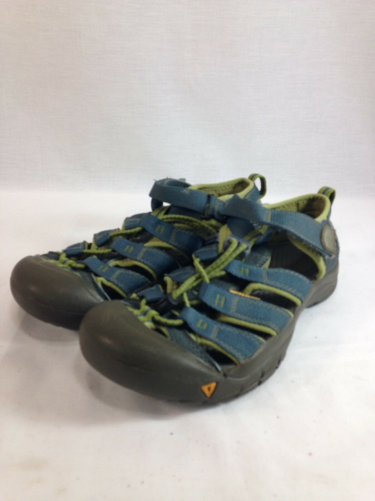 Keen Newport Sport Sandals shoes Womens 7.5 Youth 5 bluee Waterproof Hiking Trail