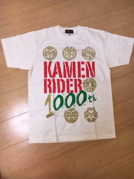 Kamen Rider T Shirt Very Rare Brand New L Größe Hero Rider Man From Japan F/S