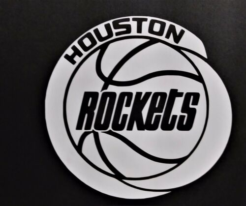 Houston Rockets Vinyl Decal for laptop windows wall car boat a