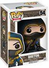 The Elder Scrolls V Skyrim Pop Games Vinyl Figure Breton 9 Cm From Funko