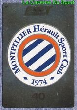 265 ECUSSON LOGO BADGE # MONTPELLIER.HSC STICKER PANINI FOOT 2016