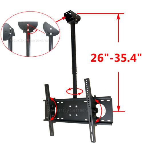 """LCD LED Plasma Tilt TV Ceiling Mount 39 40 42 43 46 47 48 50 55 60 65/"""" HDTV brr"""