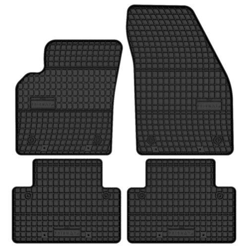 Original Qualität Gummimatten Fußmatten für Volvo V50 2004-2012