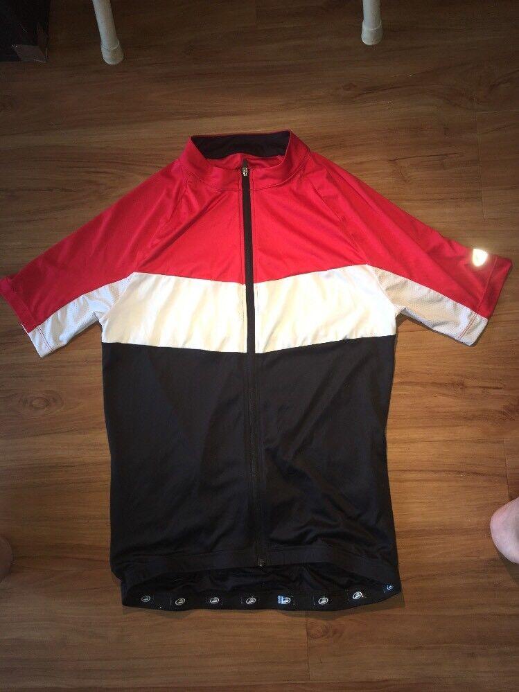 Performance Elite Mens Cycling Jersey Größe Medium