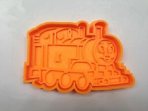 Thomas the train cookie cutter choice of sizes 3d for 3d printer cake decoration