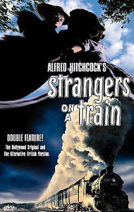 Strangers-on-a-Train-Warner-DVD-Region-1-Snapper-Case-Farley-Granger-Hitchcock