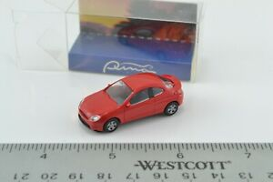 Clearance-Rietze-Ford-Puma-Car-Red-1-87-Scale-HO