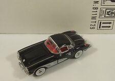 1958 Chevrolet Corvette In Box Franklin Mint 1:43 Scale Die-Cast
