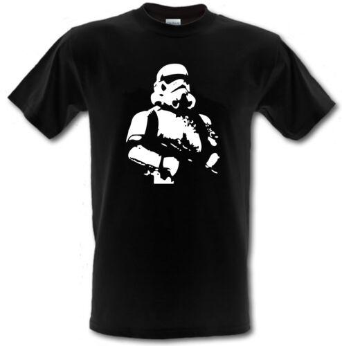 Stormtrooper star wars film culte heavy t-shirt en coton ** toutes les tailles petit to xxl **