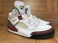 huge selection of 222e8 7bd4f item 6 RARE🔥 Nike Air Jordan Spizike OG White Red Cement Gray Green Sz 14  315371-125 -RARE🔥 Nike Air Jordan Spizike OG White Red Cement Gray Green  Sz 14 ...