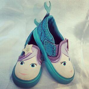 Size Baby US 5.5 Vans Mermaid Shoes