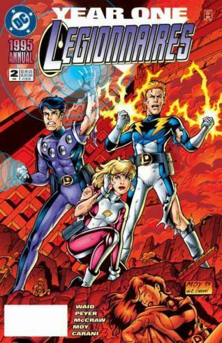 Legionnaires Book Two by Various