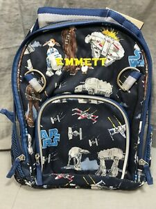 Pottery Barn Kids Star Wars Resistance Small Backpack