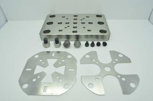 EROWA Chuck ITS 90 Centering Plate For Electrode Copper Holder ER-011599