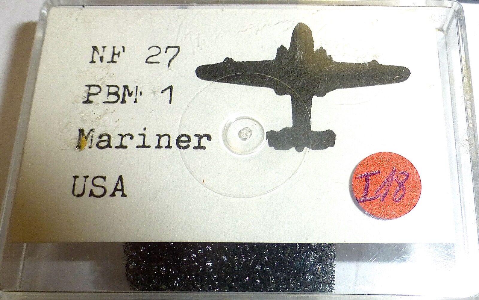 NF 27 PBM 1 Mariner non peint Aux Aux Aux États-Unis Modèle de bateau 1 1250 SHPI18 å db60ac