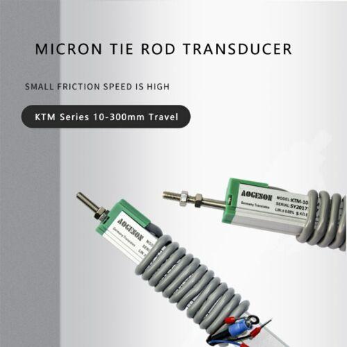 Micron linear displacement sensor KTM transducer position sensor scale injection