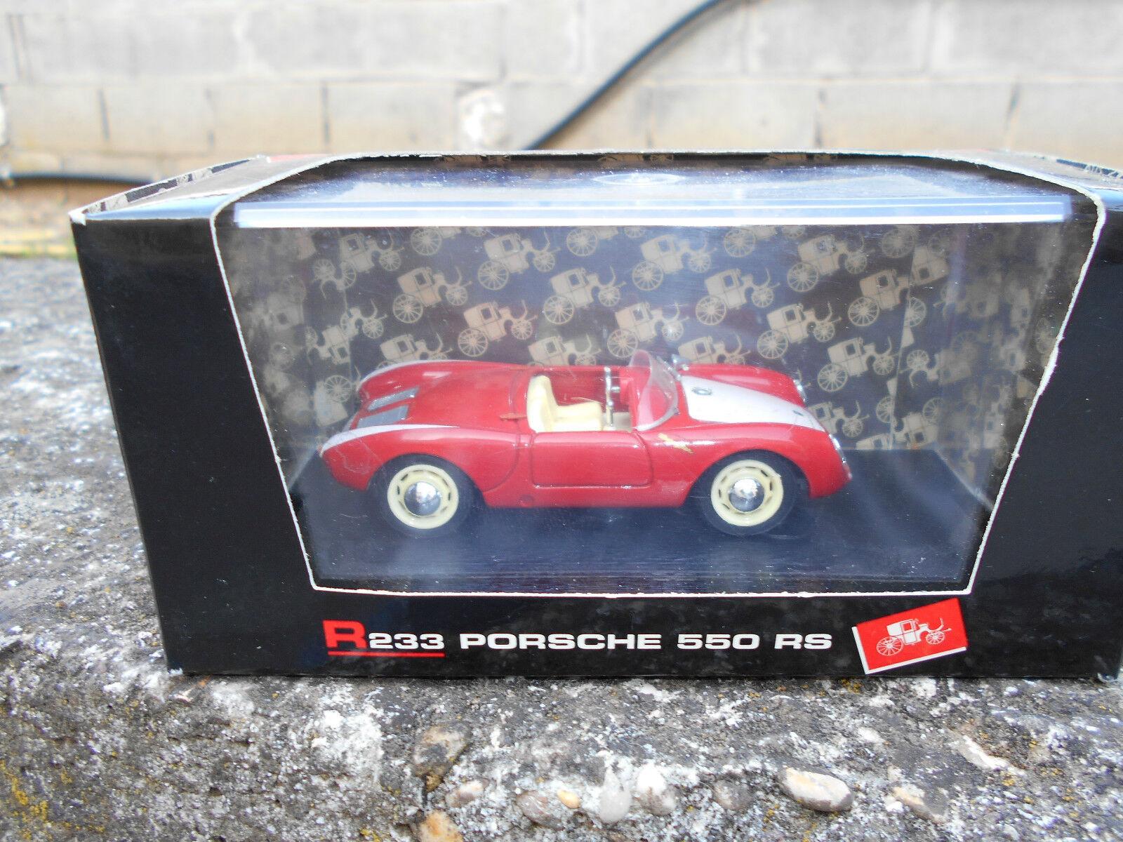 PORSCHE 550 RS - BRUMM - ESCALA 1\43 1\43 1\43 R233 72dcfb