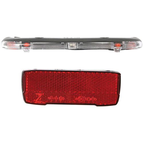 Racktime LED-Rücklicht Herrmanns I-Valo Rücklicht Breit f Bosch Traeger 12671
