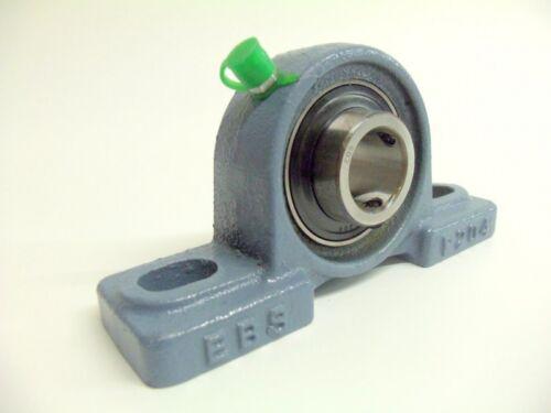 Stehlager Gehäuselager UCP 206 mit Gußgehäuse für 30 mm Welle 2-Loch