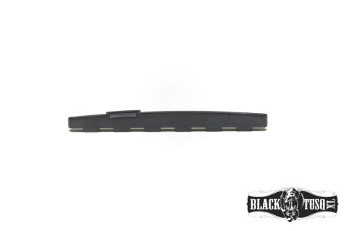 "Graph Tech Black Tusq XL PS-9600-C0 Microbalance saddle 12/"" Radius NEW"