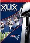 NFL Super Bowl Champions XLIX 2015 DVD