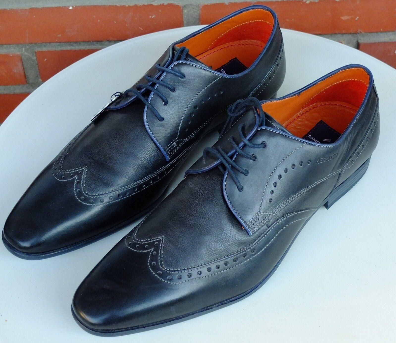 Daniel Hechter Schnürhalbschuhe Schuhe Business-Schuhe Gr 42 Wechselfußbett