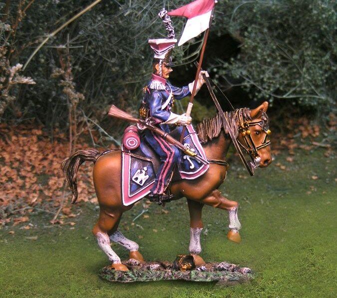 The Collectors ShowCase Napoleonica Francese cs00692 POLISH LANCER pendenza MIB