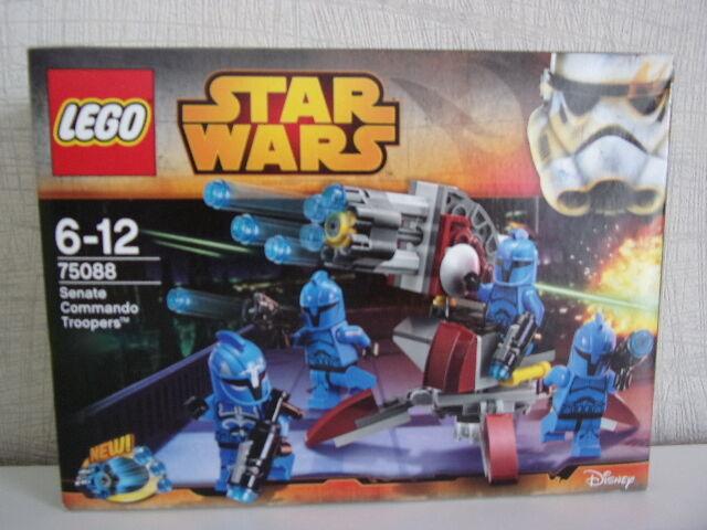 LEGO Star Wars 75088 Senate Commando Troopers - NIP