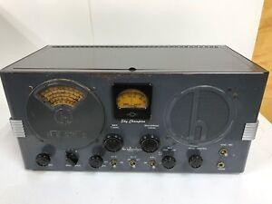 HALLICRAFTERS-Recepteur-S-20R