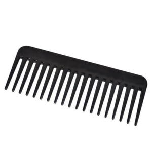 19-Teeth-Heat-resistant-Large-Wide-Tooth-Comb-Detangling-Hairdressing-Comb-New
