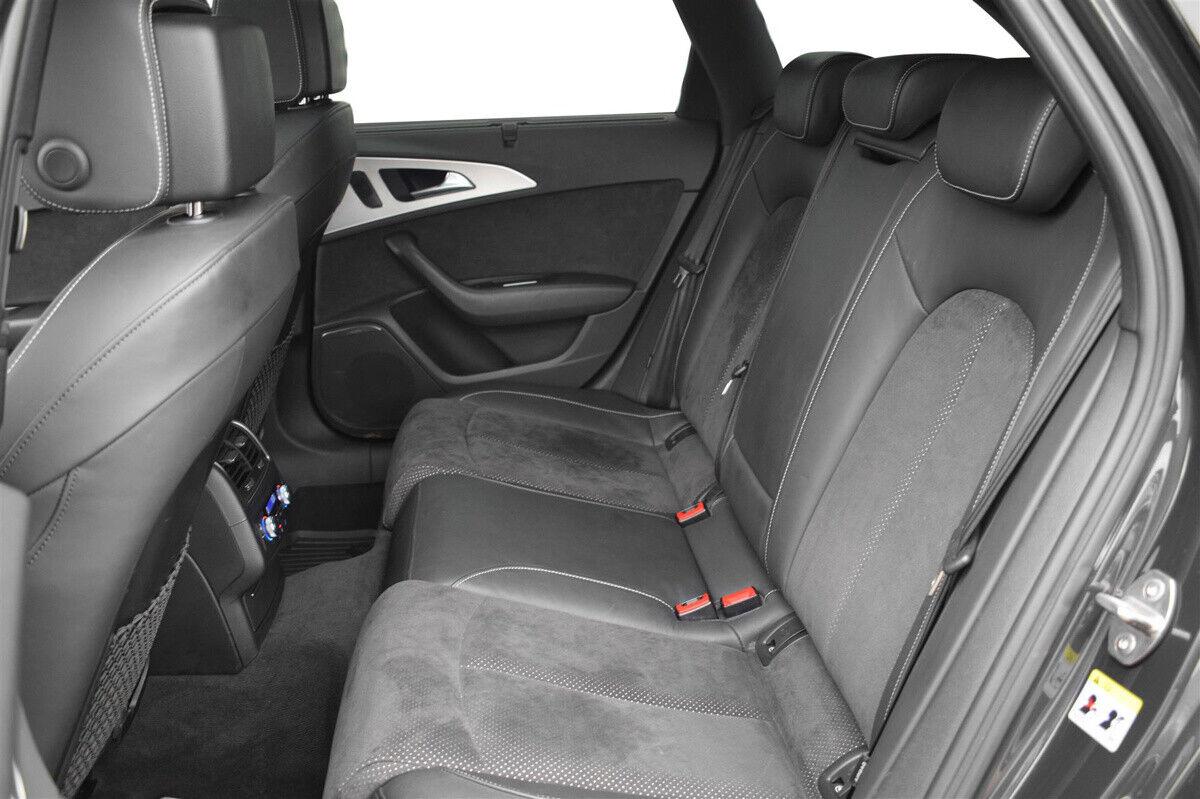 Audi A6 2,0 TDi 190 Ultra S-line Avant S-tr. - billede 7