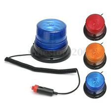 Car Truck Bus Magnetic Beacon Strobe Emergency Warning Alarm LED Flash Light 12V