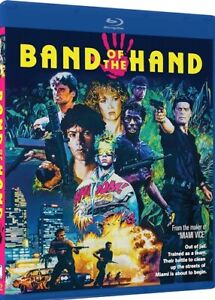BAND OF THE HAND New Sealed Blu-ray