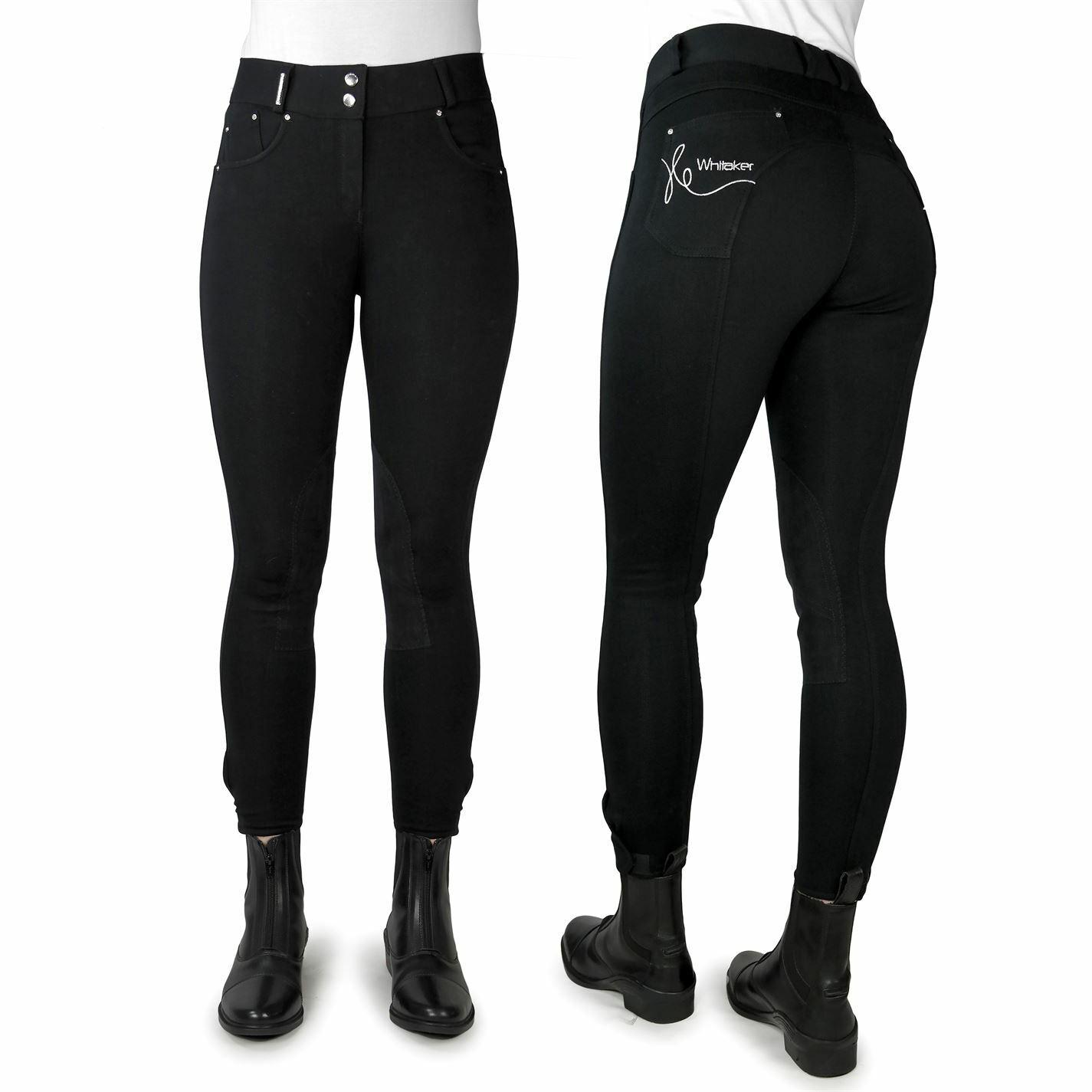 John Whitaker Womens Ladies Sutton Breeches Competition Jodhpurs Pants Trousers