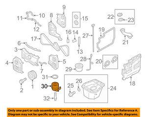 subaru oem 2015 wrx sti engine oil cooler 21311aa120 ebay rh ebay com  2015 subaru wrx engine bay diagram