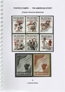 I-B-CK-Cinderella-Catalogue-Poster-Stamps-The-American-Story