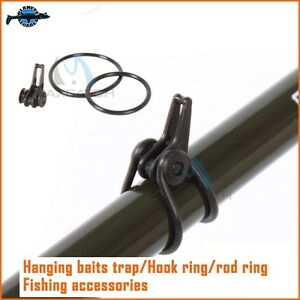 Attache-accroche-leurre-pour-canne-spinning-casting-rod-easy-keeper-lures-clip