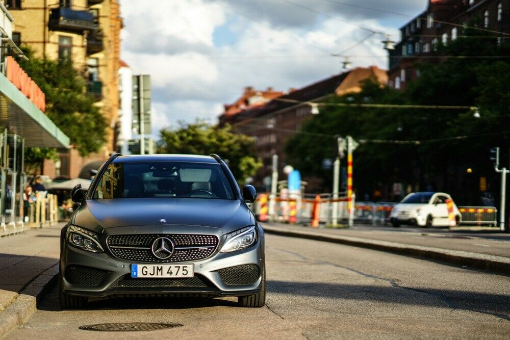 Mercedes C200 d 1,6 Business stc. 5d