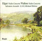 Elgar • Walton - Violin Concertos / Salvatore Accardo