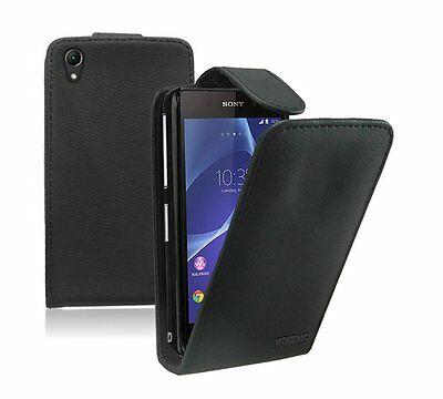 Leather Flip Case Cover Pouch for Sony Xperia Z2 experia / +2 SCREEN PROTECTOR
