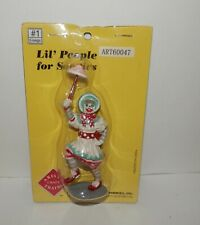 Aristo Craft Lil/' People G Scale Punching Patricia Conductor #ART-60011 NIP