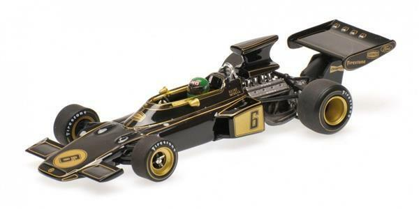 MINICHAMPS Lotus Ford 72  6 Reine Wisell Canadian GP 1972 1 43 400720006