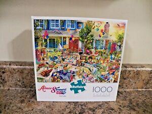 Buffalo Games Aimee Stewart Yard Sale 1000 Piece Jigsaw ...