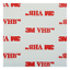 thumbnail 3 - CLEAR Double Sided Sticky Pads, 3M VHB 4910 Strong Heavy Duty Adhesive Tape