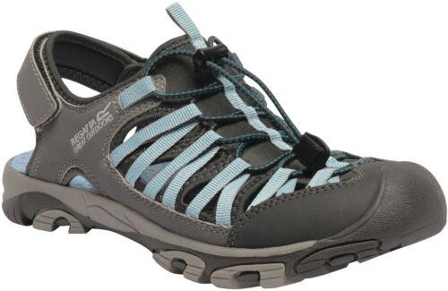 Regatta EastShore femme sandales-Gris