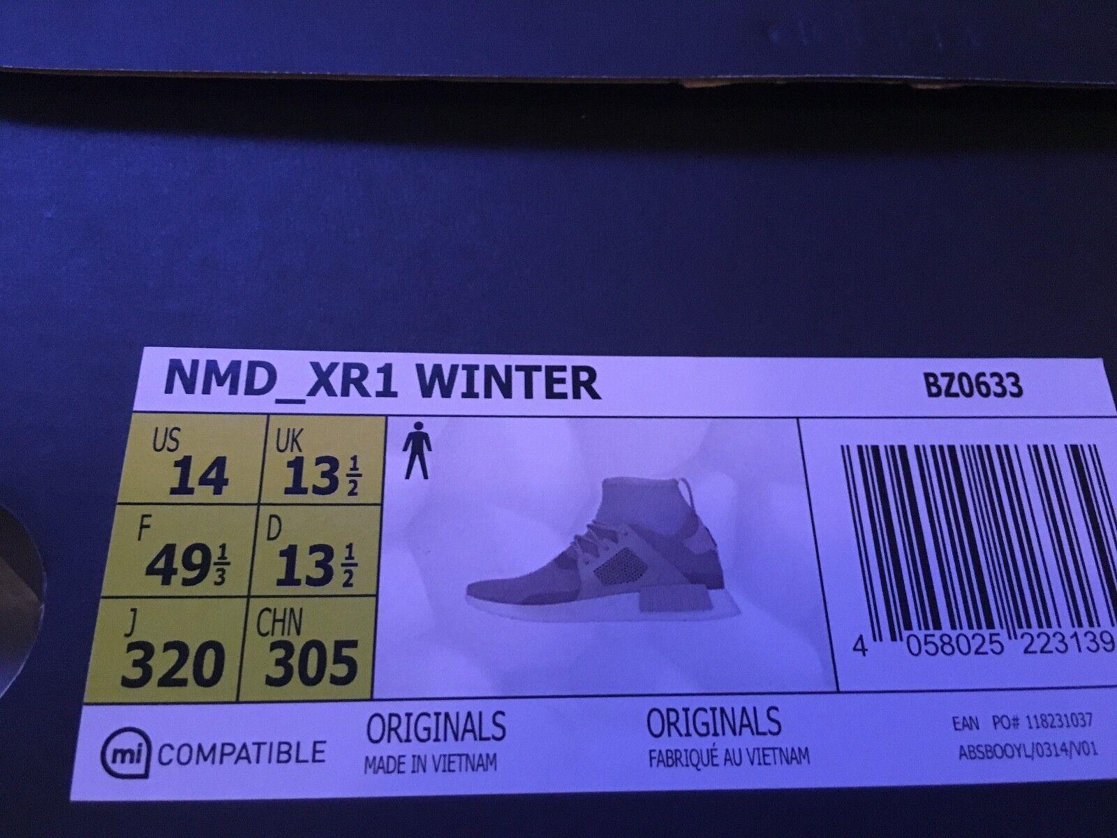 adidas nmd rt inverno inverno inverno grey se 99 dimensioni uk13.5. | di moda  | Del Nuovo Di Arrivo  | Intelligente e pratico  | Uomo/Donna Scarpa  | Scolaro/Ragazze Scarpa  | Uomo/Donne Scarpa  52f9e1